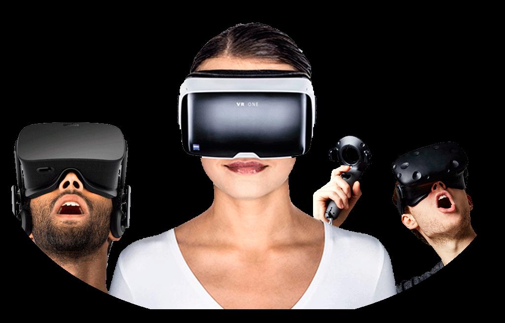 Alquiler de realidad virtual con videojuegos, puesto de juego completo en consolas.