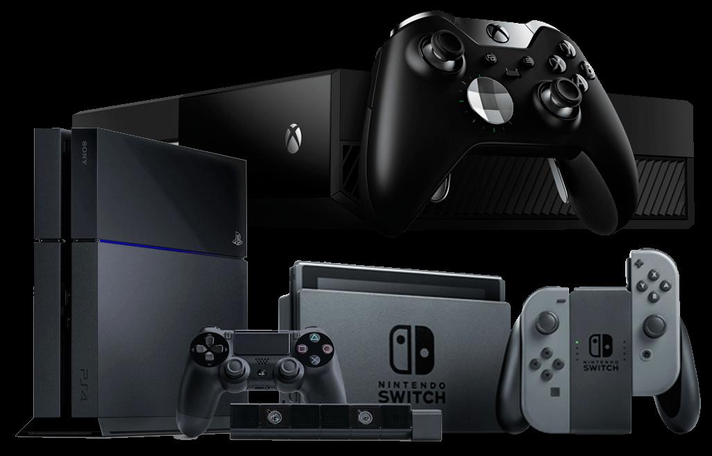 Consolas y videojuegos en actividades con empresas y en fiestas privadas.