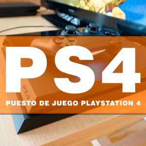 Imagen individual de Material alquiler PS4