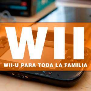 Imagen individual de WII-U consolas y alquiler eventos
