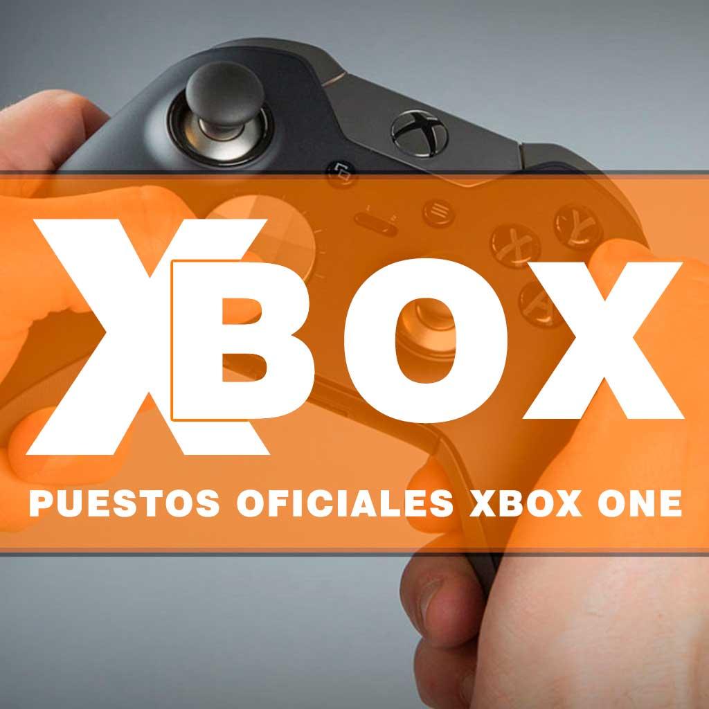 Imagen Xbox ONE puesto de juego y consola