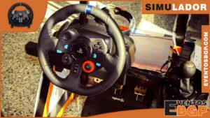 Cartera de Productos Simulador de conducción