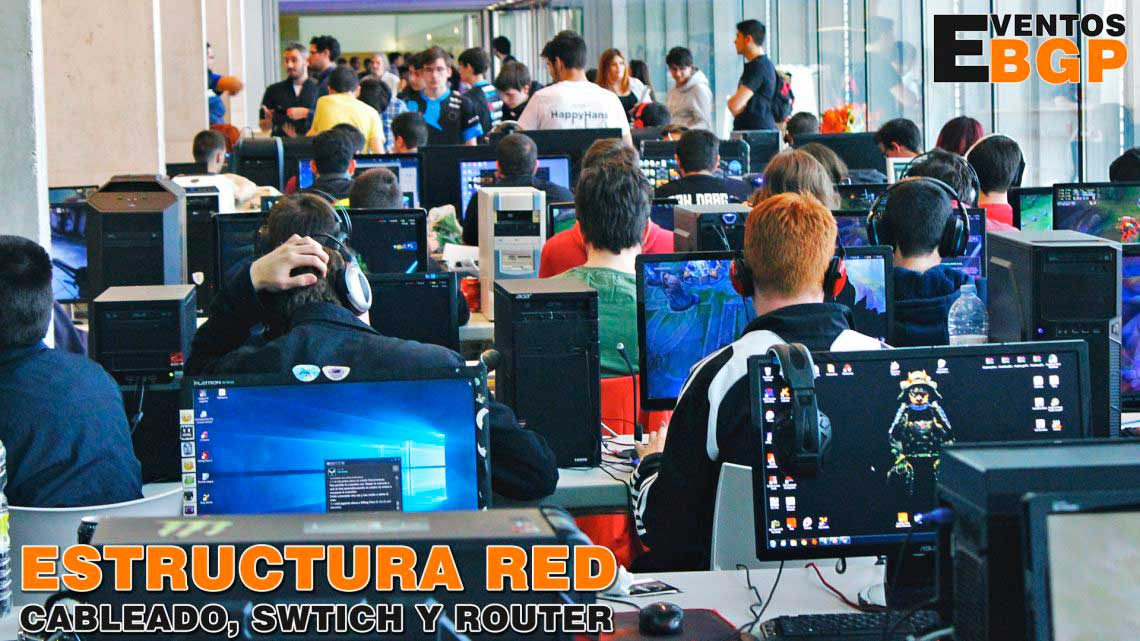 Estructura Red Full HD
