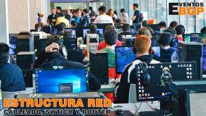Estructura Red Full HD