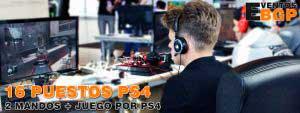 Consolas PS4 imagen alargada