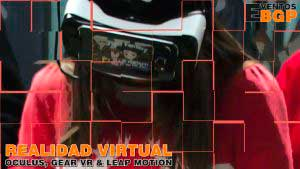 VR Realidad Virtual Full HD