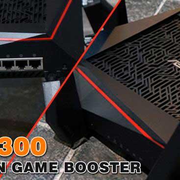 Router Asus Imagen alargada