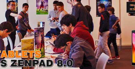 Tablets Asus Zenpad imagen alargada