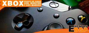 Consolas Xbox y videojuegos en Eventos BGP