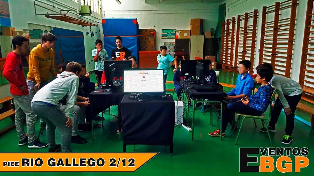 Evento PIEE Río Gállego de Ocio y Juventud en Zaragoza