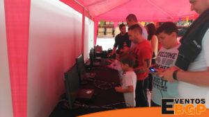 Fotografía 2 - Eventos de videojuegos y alquiler consolas en casas de juventud