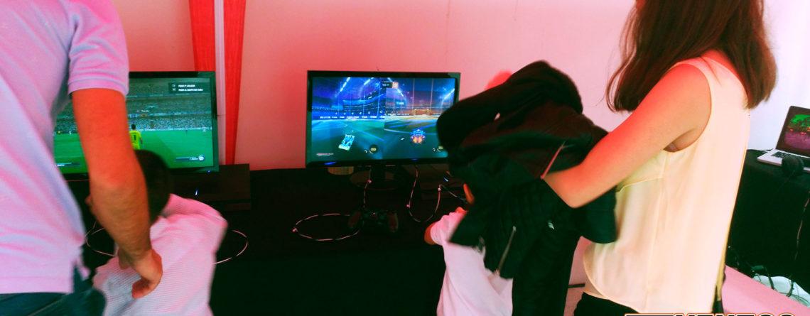 Fotografía 4 - Eventos de videojuegos y alquiler consolas en casas de juventud