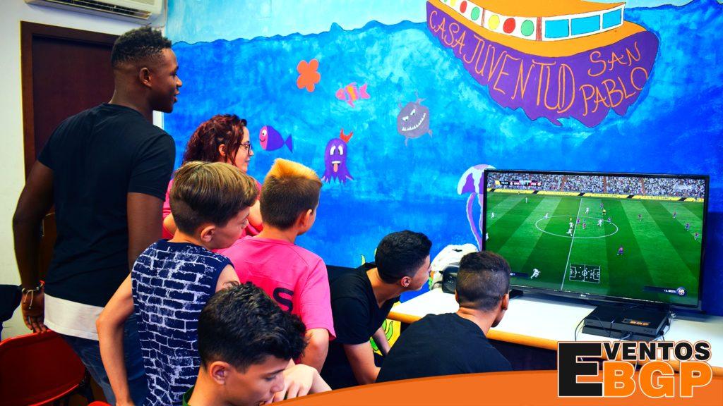 CJ San Pablo: Ocio Joven en casa de Juventud FIFA 18