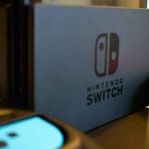 Imagen de tamaño pequeño de Nintendo Switch