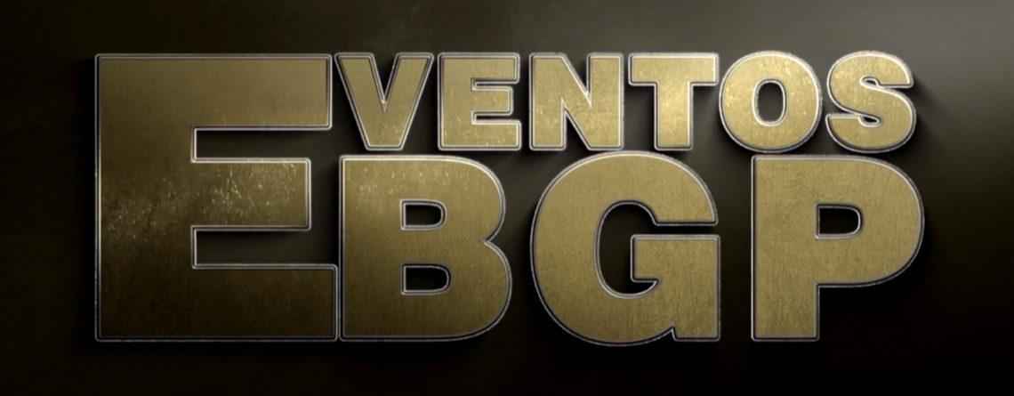 Main Logo de vídeo presentación Eventos BGP