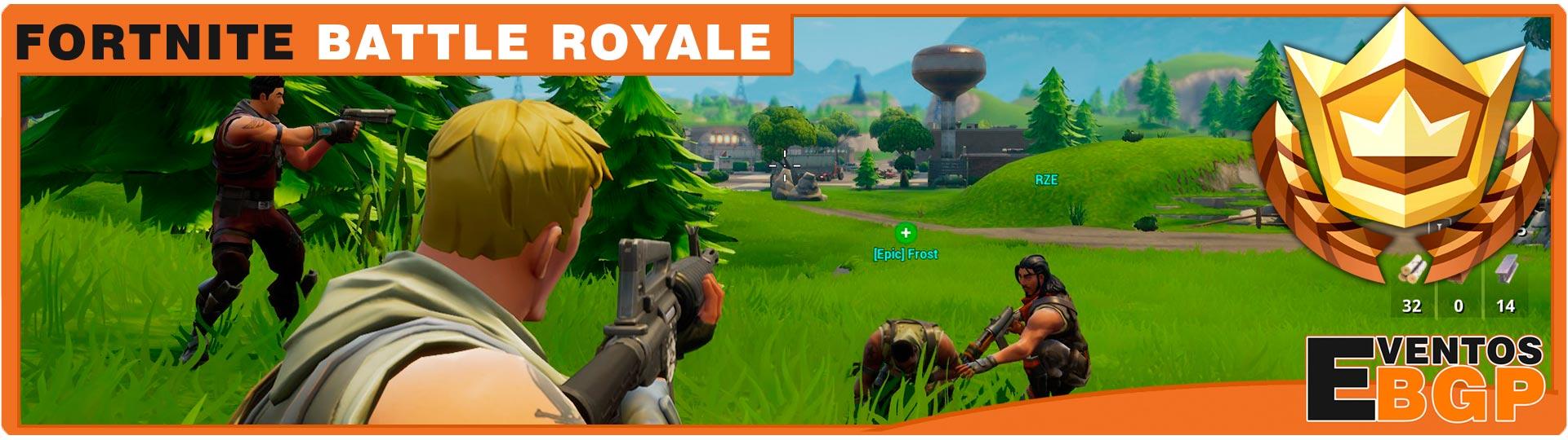 Fortnite Battle Royale [Videojuegos] - Alquiler consolas Banner