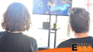 Evento en Azuqueca de Henares, Guadalajara, Castilla la Mancha. Consolas y Videojuegos con torneo de FIFA 18 y Just Dance 2018.