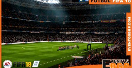 Banner Videojuegos Fútbol FIFA 18 Playstation 4 PS4