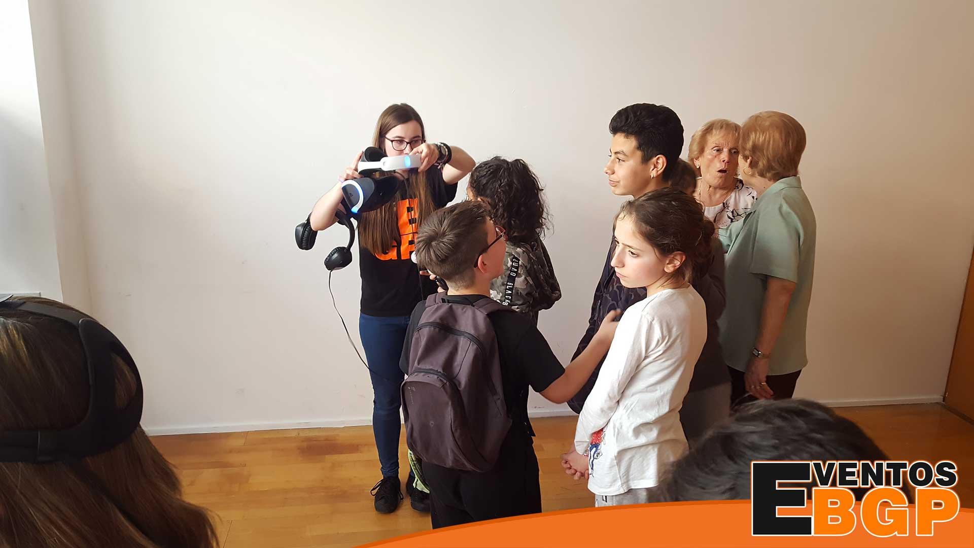 Casa de Juventud Almozara Videojuegos en Zaragoza