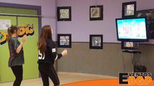 CJ Actur con Just Dance y Realidad Virtual