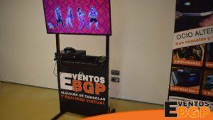 Menuda Feria Evento de Videojuegos con niños y jóvenes en Zaragoza.