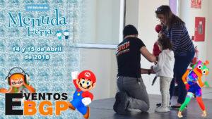 Menuda Feria 14 y 15 de Abril de 2018 En Zaragoza.