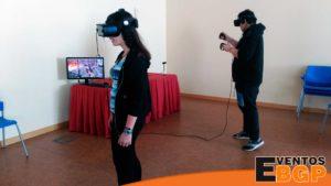 Pueblo de Lodosa con Videojuegos y Realidad Virtual