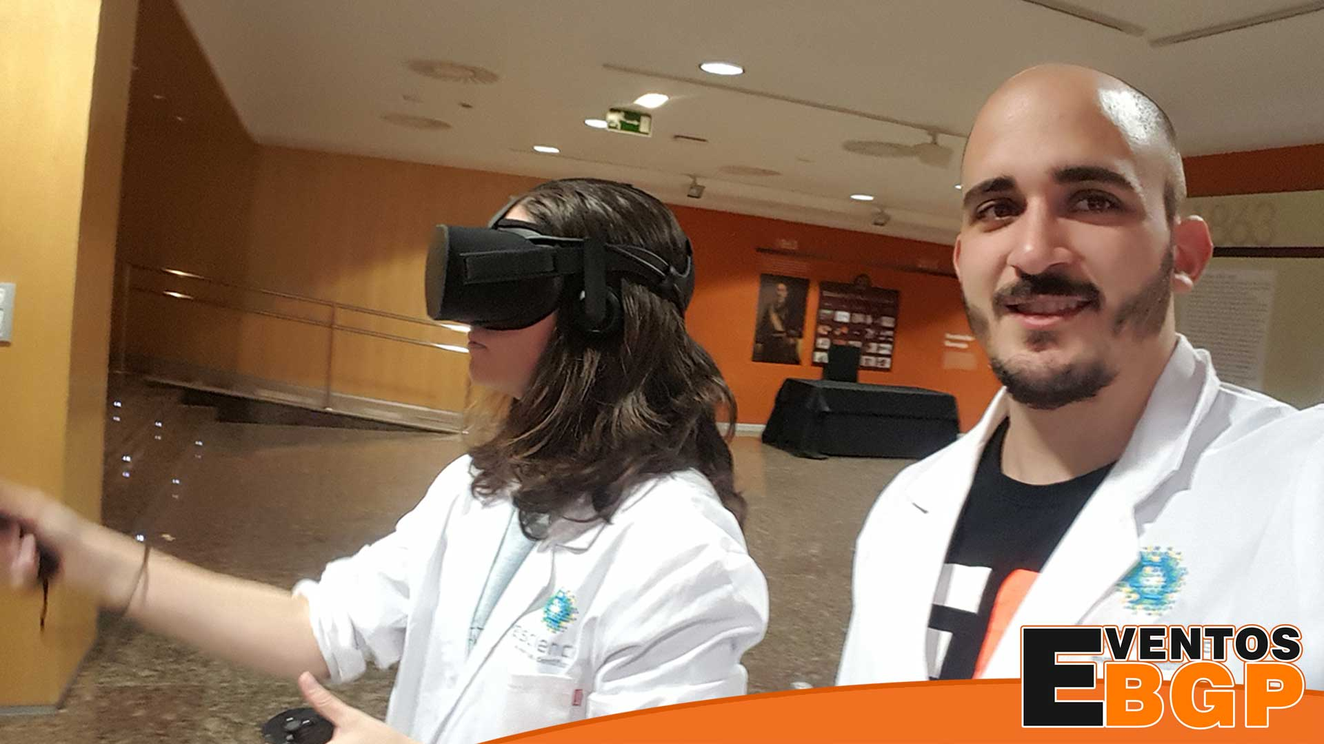 Es ciencia evento en Ibercaja Zaragoza