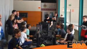Montcada i reixac evento de Videojuegos