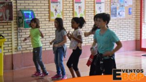 Actividad con Videojuegos en San Gregorio