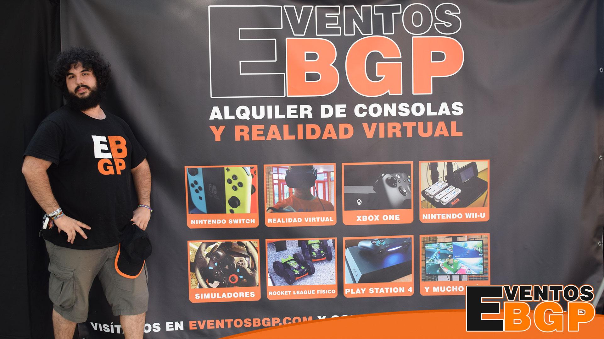 Xativa actividad de ocio alternativo con videojuegos para jóvenes con Eventos BGP