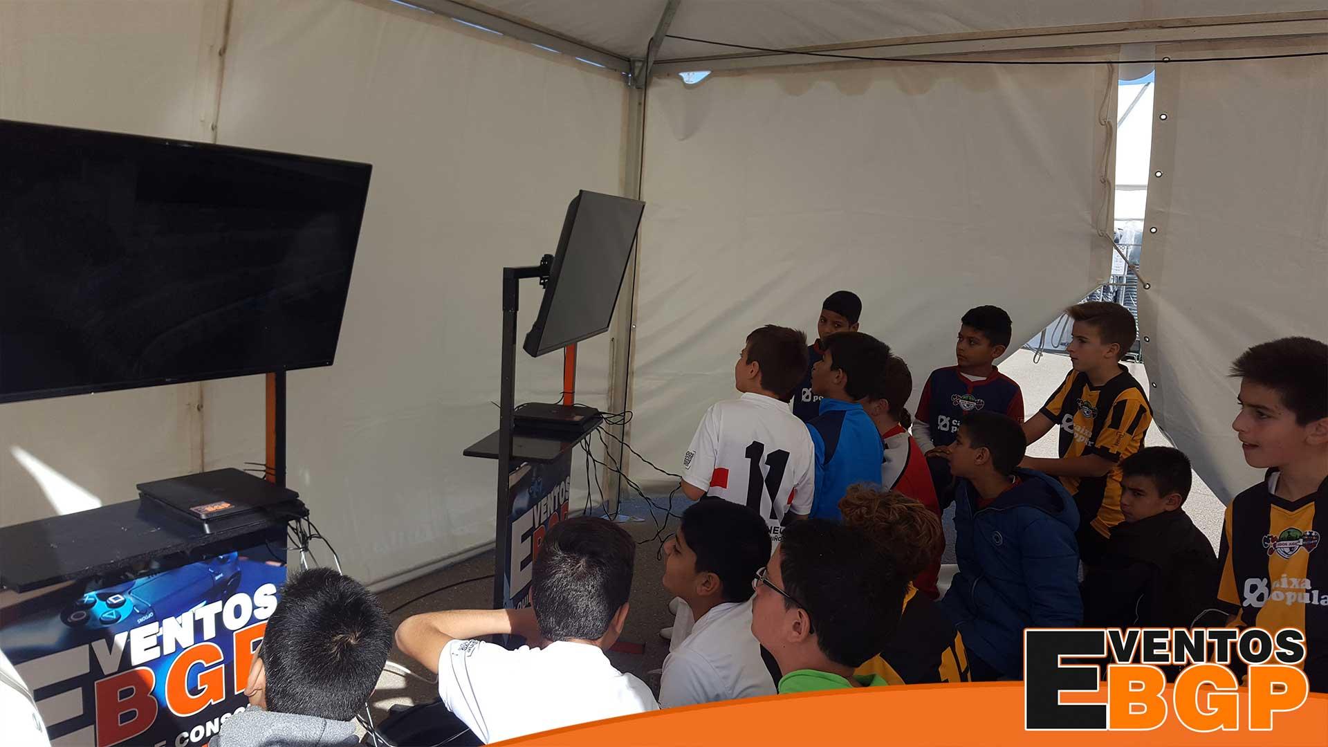 Fotografía Levante Club de Fútbol con Eventos BGP
