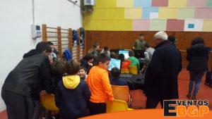 Evento de videojuegos en Tauste, pueblo de Aragon.