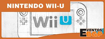 Alquiler Wii-U consolas para toda la familia con videojuegos familiares.