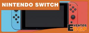 Nintendo Switch nueva consola de última generación, pueden jugar hasta cuatro jugadores.