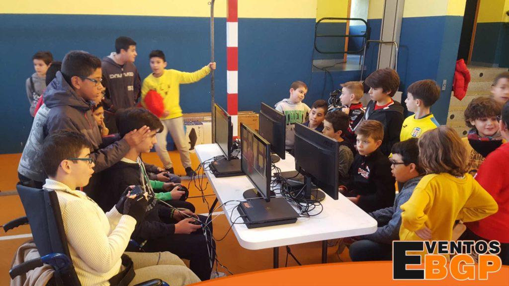 Benavente evento e-Sports con videojuegos actividades para jóvenes con Eventos BGP.