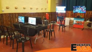 CJ Garrapinillos Rurales Jóvenes Zaragoza con Eventos BGP