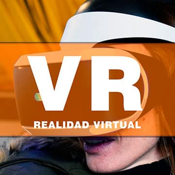Alquiler Gafas VR con experiencias virtuales en eventos y acciones de marketing
