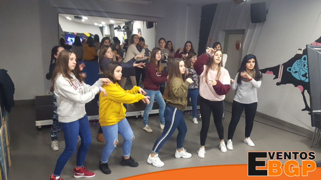 Evento Marzo Aldaia torneo Just Dance