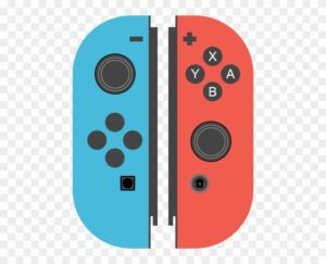 Nintendo Switch controladores Joy Con