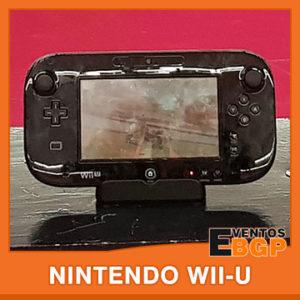 Banner puesto de juego Wii-U