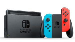 Nintendo Switch diversión para toda la familia