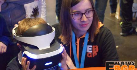 Novena edición de Menuda Feria con Videojuegos y ocio digital en Eventos BGP.