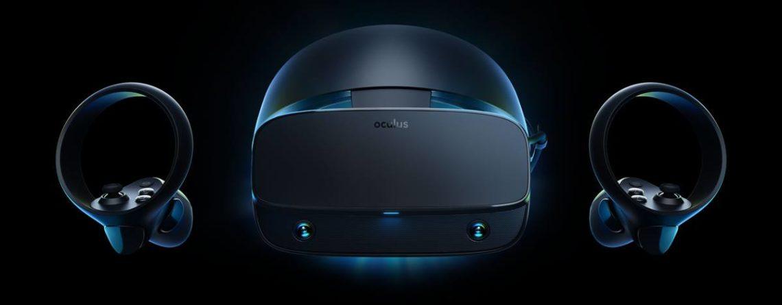OCULUS RIFT S puestos de realidad virtual en alquiler con Eventos BGP