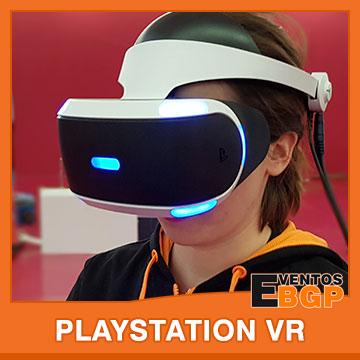 PlayStation Gafas VR de Realidad Virtual