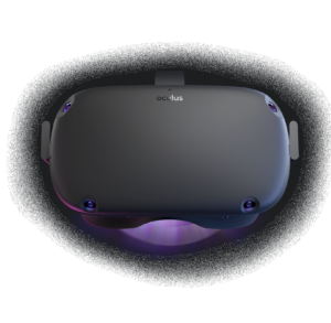 OCULUS QUEST: Novedosas Gafas de Realidad Virtual [FRONTAL]