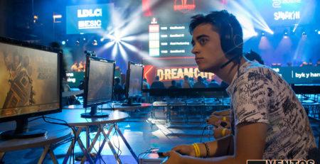 Eventos BGP organiza un torneo de Apex en DreamHack con Campofrío