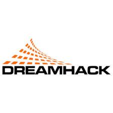 Icono logotipo de nuestro cliente dreamhack 2019 en Valencia