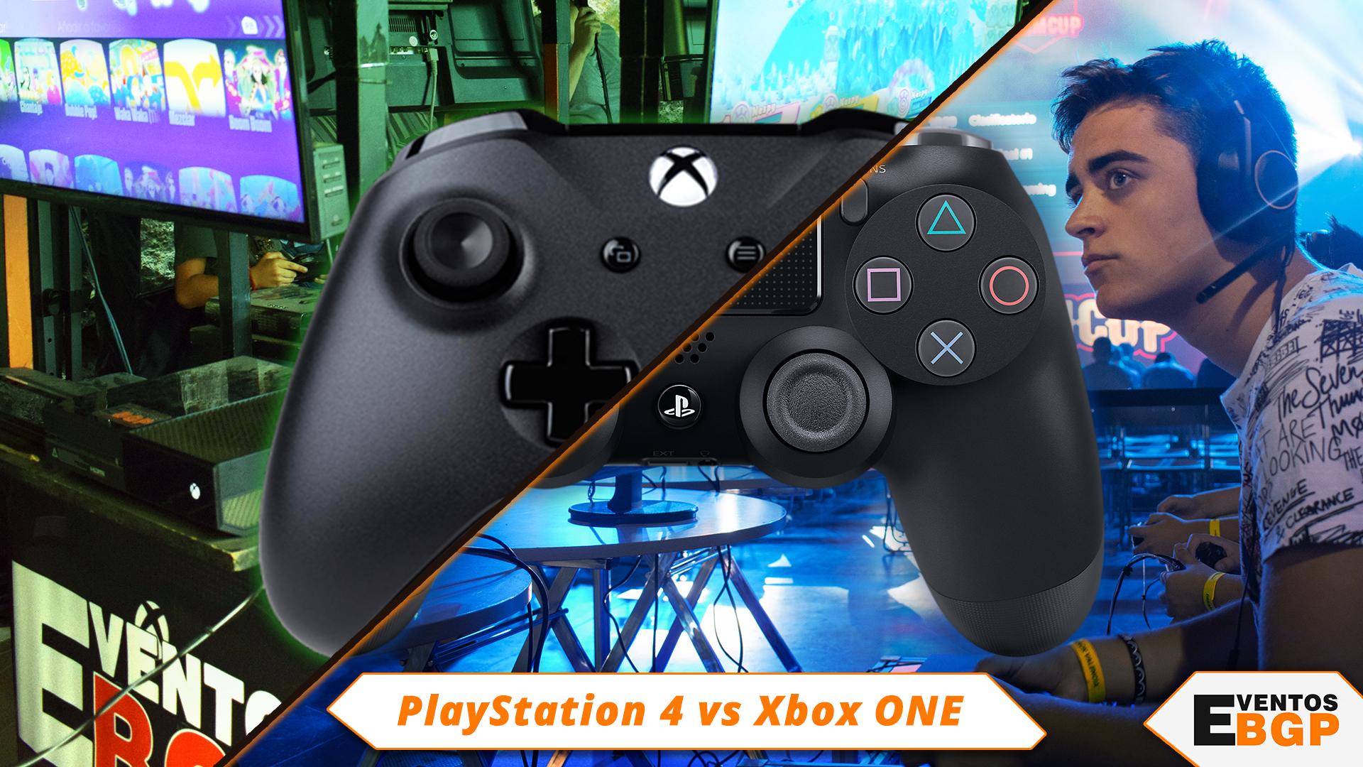 Análisis Playstation 4 vs xbox one imagen principal