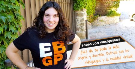 Dalila Kur con Eventos BGP en Hacienda Jacaranda